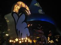 Sorcerer's Hat at Hollywood Studios
