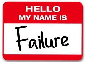 Hello my name is Failure