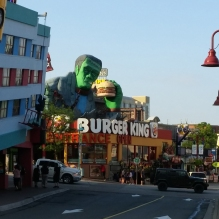 Frankenstein like BK