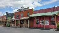 Saloon and grill in Uranus