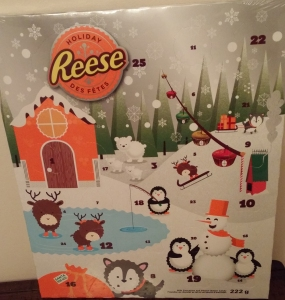 Reese Advent Calendar