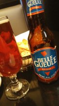 Belle Gueule Rousse beer