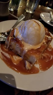 'Ohana Bread Pudding. YES!
